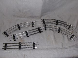 Vintage Lionell Model Toy Train Tracks Bachmann RR Rail Road Track