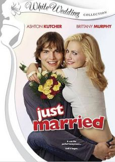 Married DVD 2009 Brittany Murphy Ashton Kutcher 024543072263