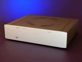 Astin Trew AT5000 Stereo Power Amplifier Silver Finish