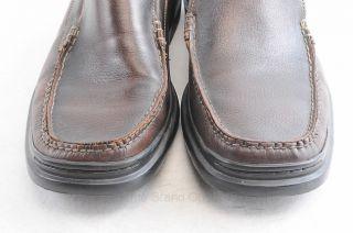 Cole Haan Brown 11 M Leather Air Santa Barbara Slip Loafer Shoe