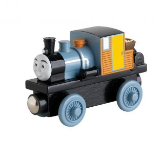 BASH Thomas Tank Engine Wooden Misty Rescue NEW