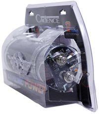 Autotek M2500.1 2500 Watt Peak 1250 RMS Mono Car Amplifier + Amp Kit