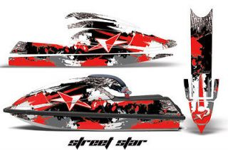 AMR RACING JET SKI GRAPHIC DECAL KIT KAWASAKI STANDUP JETSKI 750 92 98