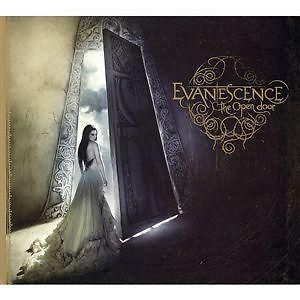 Evanescence   The Open Door Digipak CD Within Temptation Amy Lee Epica