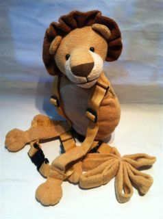 New Baby Toddler Safety Harness Reins Backpack Lion