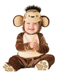Infant Toddler Baby Costume Animal Safari Halloween Party