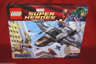 LEGO Marvel Super Heroes Avengers 6869 Quinjet Aerial Battle lego 6869