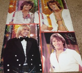 Bay City Rollers Pinup clipping Cute Woody Wood
