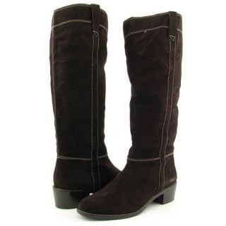 Authentic Michael Kors Bayville Suede Boots 7 5