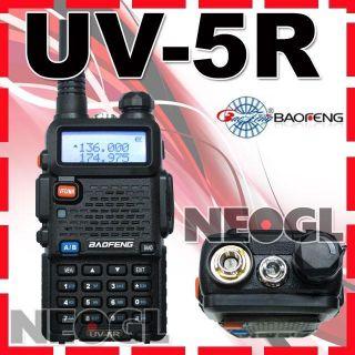 BAOFENG Dual Band UV 5R VHF UHF Dual Band Radio 136 174 400 480Mhz FM