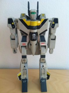 VF 1S Rick Hunter 1 55 Scale Bandai Robotech Valkyrie Fighter Takatoku