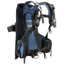 Light Weight Oceanic Biolite Scuba Diving Large Brand New Perfect