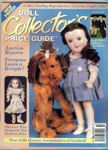 Doll Collectors Price Guide Magazine 1997 Barbie More