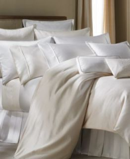 Babara Barry Aurora White Duvet Cover King
