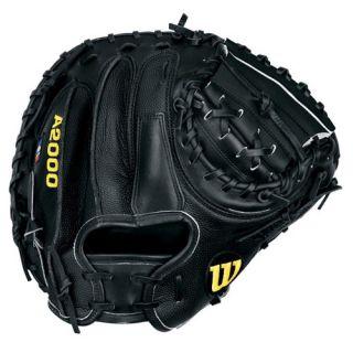Wilson A2403 BBM1SS Baseball Catchers Mitt 33 5 RHT WTA2403BBM1SS