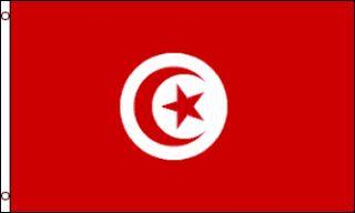 x5 Tunisia Flag Outdoor Indoor Banner Tunisian 3x5