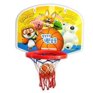 Korea Pororo Children Kid Basketball Nets Rims Indoor Interior