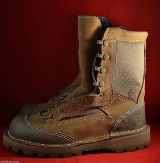 USMC Bates Hot Weather Rat Boots New In Box