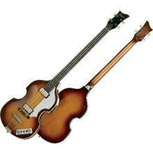 Hofner Ct Series Violin Bass Guitar Sunburst HCT 500 1 SB