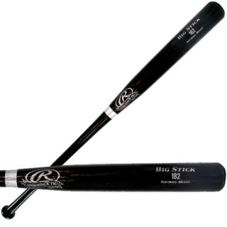 Big Stick Pro Ash Wood Adult Blem Slowpitch Softball Bat IR182 34
