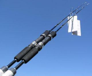DAIWA D SHOCK SPINNING FISHING ROD RODS 2PC NEW ULTRA LIGHT