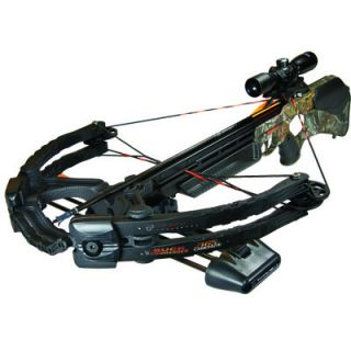 Barnett Buck Commander Crossbow Package with Red Dot Scope 78039