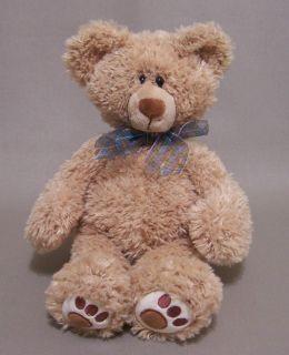 Bartholomew Teddy Bear Plush First Main Tan Floppy