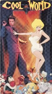 vhs cool world brad pitt kim basinger