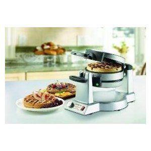 NEW Waring Pro Professional Double Belgian Waffle Maker Machine