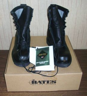 Bates Hot Weather Boots Goretex 5 5W Black