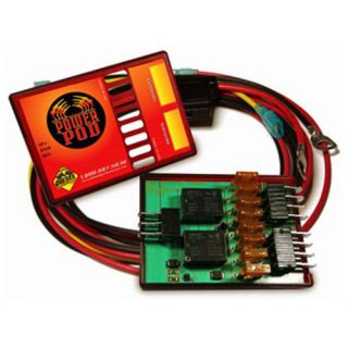 BD Diesel Universal 12 Volt Power Distribution Box 8 5 amp Fused Power