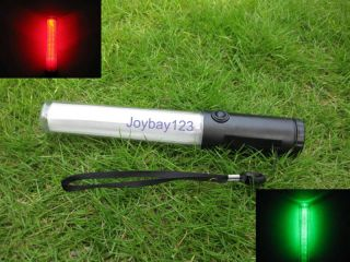 Multi Functional Magnet Baton Wand Red Green LED Light