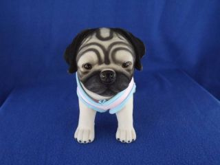 Battat Interactive Pug Puppy Dog Toy Velvety Feels Real Barks Pants
