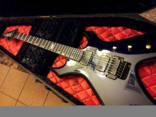 USA Customized BC Rich Warlock guitar