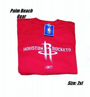 Houston Rockets NBA Reebok Crewneck Sweatshirt 2XL