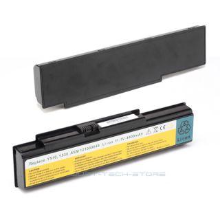 New Notebook Laptop Battery for Lenovo IdeaPad Y510 Y530 Y710 Y730