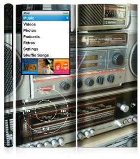 Real Tree Camo Deer Hunt Skin Wrap Newest iPod Nano 4G