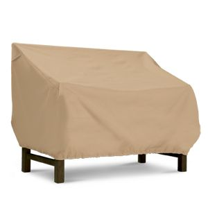 Classic Accessories Bench Seat Cover Sand   Medium 58272 New
