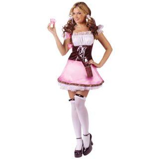 Womens Sexy Beer Garden Girl Oktoberfest Costume