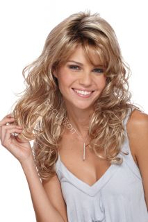 Designs Soft Tousled Curls Pure Stretch Cap Full Wig Becky
