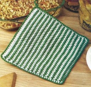 Free Crochet Potholder Patterns For Beginners : CROCHET POT HOLDERS BEGINNERS ? Only New Crochet Patterns