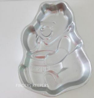 Wilton Disney Winnie Pooh Bear Cake Baking PAN1995 2105 3000 Birthday