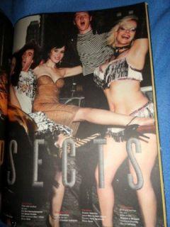 44 2006 2007 Courtney Love Lydia Hearst Jessica Stam Coco Rocha