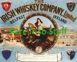 The Irish Whiskey Company Limited Belfast Ireland Four Provinces Pub