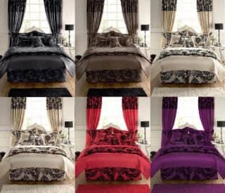 Royal Damask Armask Duvet Cover Set Double King Super King Size