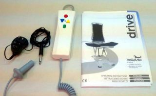 Drive Medical Bellavita Hand Control Charger for Auto Bath Lifter