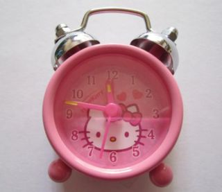 Alarm Clock Size as A Hen Egg Classic Bedroom Car Ring Bell EA73