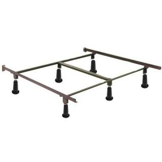 Instamatic High Rise Metal Bed Frame 10 inch High Pro Glides Select