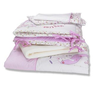to Play Baby Fleur 5 Piece 1 Tog Coverlet Bedding Bale Cot Bed