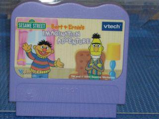 Pocket Game Cartridge Tested Bert Ernies Imagination Adventure